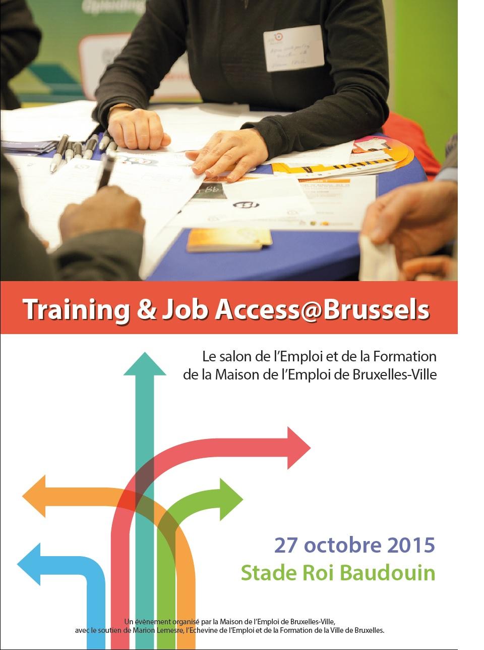 salon de l 39 emploi et de la formation inscrivez vous ForSalon De L Emploi Bruxelles