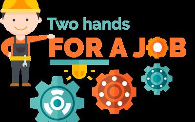«Two hands for a job» le nouvel outil de la Centrale au service des employeurs et des chercheurs d'emploi