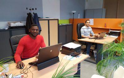 Zoom : Les médiateurs emploi du contrat de quartier Bockstael – Focus : Werkbemiddelaars van het Wijkcontract Bockstael