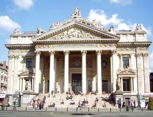 Edificio de la Bolsa