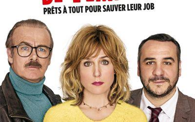 Ciné-débat / Filmdebat : «Les têtes de l'emploi»